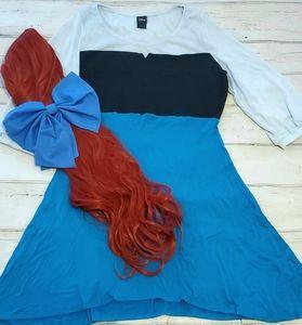 Ariel On Land Costume